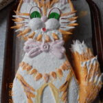 іменини, торт, кіт