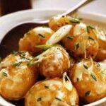культура мови картопля в лушпинні